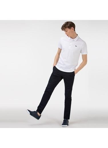 Lacoste Erkek Slim Fit Pantolon HH0155.55L Lacivert